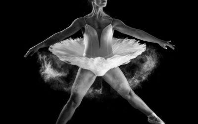 Balletshow met muziek